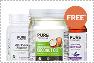 PUREFORMULAS' DETOX SUPPORT WITH FREE GIFT