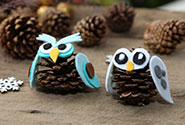 PINE-SCENTED OWLS