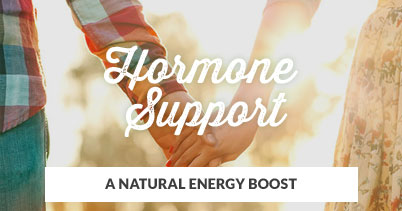 A Natural Energy Boost: Hormone Support