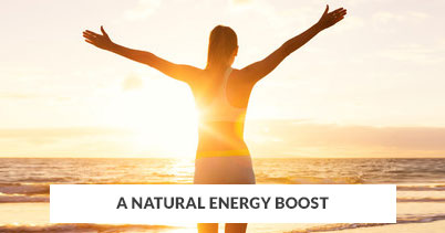 A Natural Energy Boost