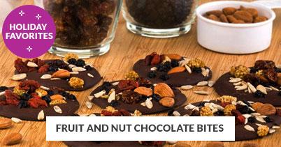 Holiday Recipe Favorites: Fruit And Nut Bites