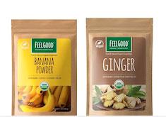 JULY 2021: FeelGood Organic Superfoods