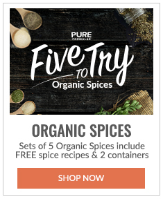 Five To Try - Spices