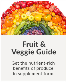 Fruit and Veggie Guide