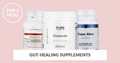 Top 5 Picks - Gut-Healing Supplements