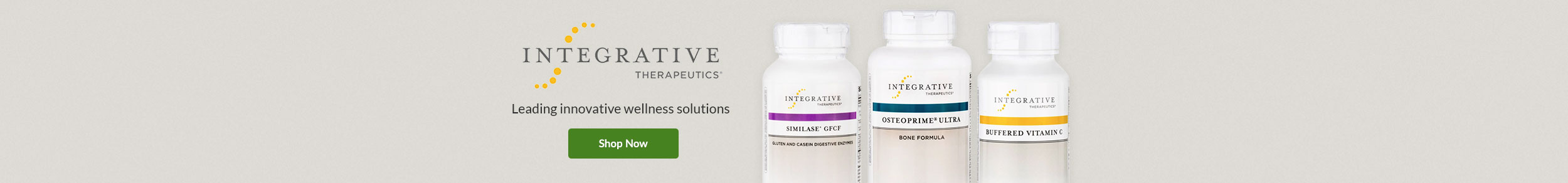 Integrative Therapeutics - Leading innovative wellness solutions