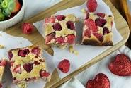 Gluten-Free Berry Almond Bars