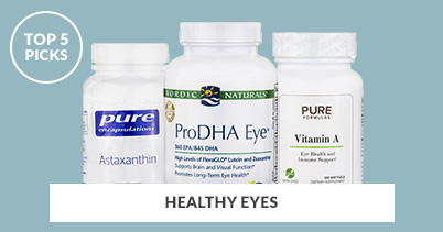 Top 5 Picks For Healthy Eyes