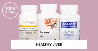 Top 5 Picks For A Healthy Liver