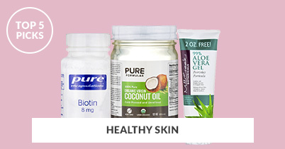 Top 5 Picks For Healthy Skin