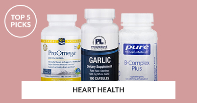 Top 5 Picks - Heart Health