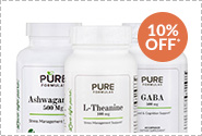 PUREFORMULAS' MOOD & SLEEP SUPPORT - SAVE 10%