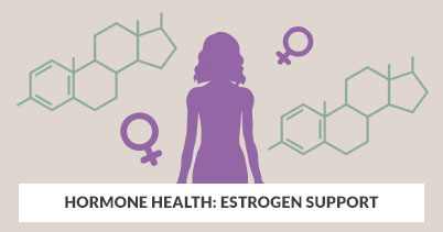 Hormone Health: Estrogen Support
