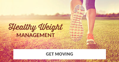 Healthy Weight Management: Get Moving