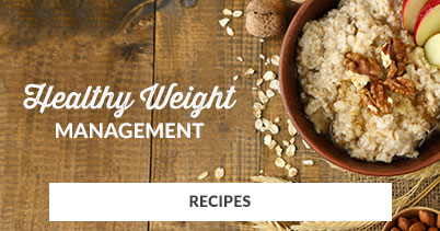Healthy Weight Management: Recipes