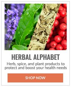Herbal Alphabet