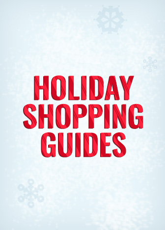 Holiday Shopping Guides