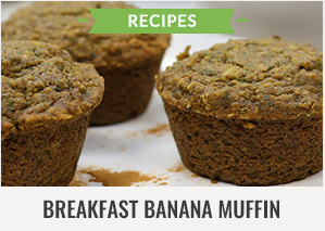 300x213 - Generic - Recipes - Breakfast Banana Muffin - 031416