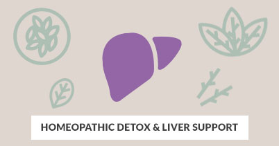 Homeopathic Detox & Liver Support