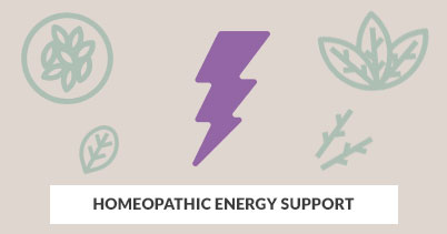 Homeopathic Energy Support