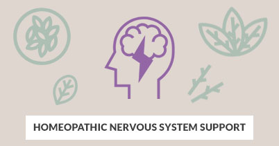 Homeopathic Nervous System Support