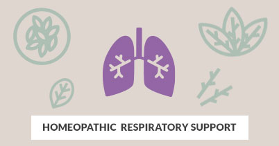 Homeopathic Respiratory Support
