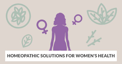 Homeopathic Solutions For Women's Health