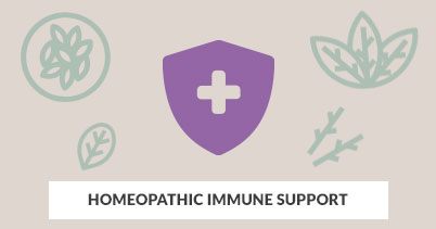 Homeopathic Immune Support
