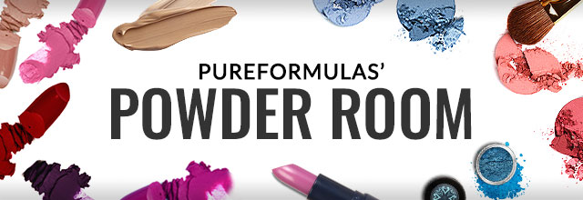 PureFormula's Powder Room