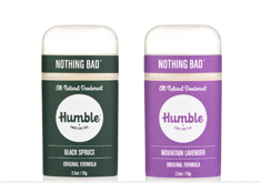 OCTOBER 2021: Humble Brands