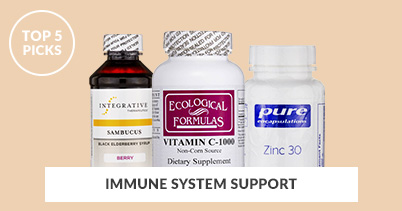 Top 5 Picks - Immune Support