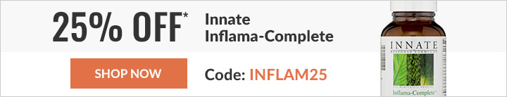 25% off* Innate Inflama-Complete