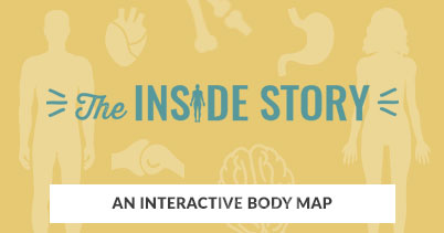 The Inside Story: An Interactive Body Map
