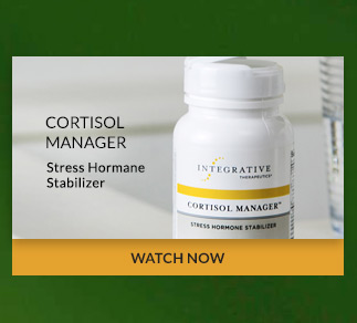 Cortisol Manager - Watch Video