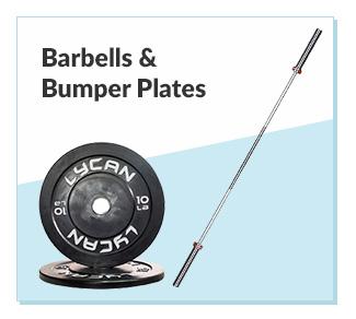 Barbells and Bumper Plates