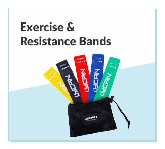 Exercise and Resistance Bands