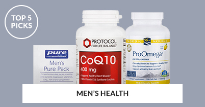 Top 5 Picks - Men's Health