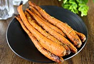 Maple Herb Carrots