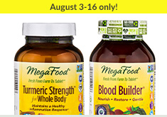 MegaFood - Flash Sale