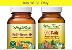 MegaFood - July 16-31