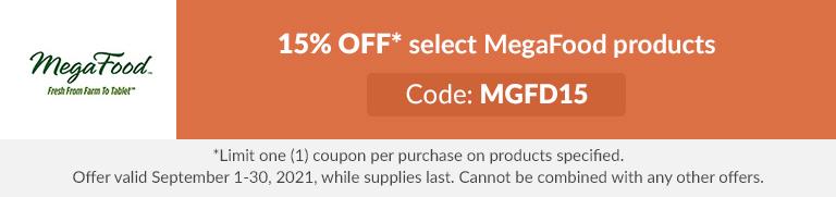 MegaFood Offers