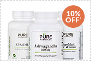 PUREFORMULAS' MENOPAUSE SUPPORT - SAVE 10%