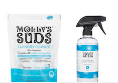 JULY 2021: Molly's Suds