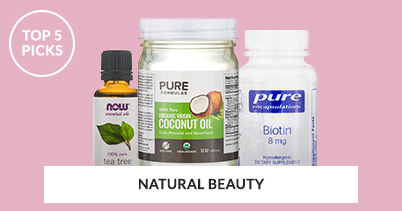 Top 5 Picks For Natural Beauty