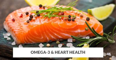 Omega-3 & Heart Health