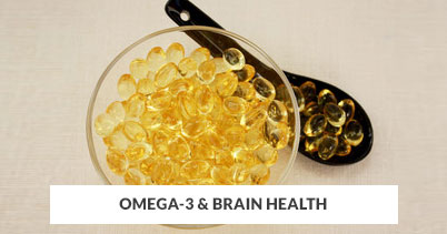 Omega-3 & Brain Health