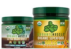 JULY 2021: Organic Muscle