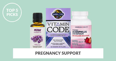 Top 5 Picks - Pregnancy Support