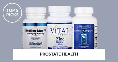 Top 5 Picks - Prostate Health