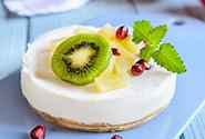 Pina Colada Cheesecake Bites